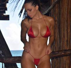 Dating for sex with hot girls. Best sexy girls pin up. Red Bikini, Bikini Girls, Sporty Bikini, Bikini Beach, Bikinis, Swimsuits, Swimwear, Lingerie, Bikini Bodies