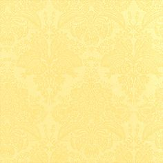Monsieur #wallpaper in #straw from the Damask Resource 2 collection. #Thibaut #Damask