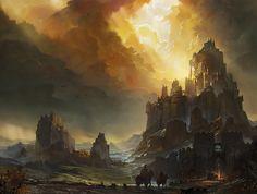 Ashes Saga - Cover by flaviobolla on deviantART