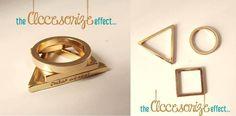 Set triángulo, círculo y cuadrado