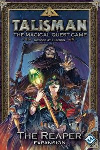 The Talisman Review: The Expansions: an article by Luke from Across the Board Games