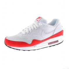 Nike Air Max 1 Essentials Trainers In White,