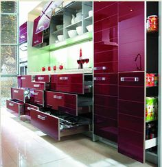 Formica plywood kitchen pinterest search and google for Aluminium kitchen cabinets hyderabad