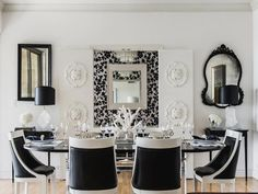 Dining Room Ideas Black And White - http://toples.xyz/02201607/dining-room-design-ideas/dining-room-ideas-black-and-white/618