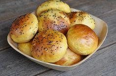 Süßkartoffel Burger Buns - die etwas anderen Hamburgerbrötchen