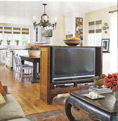 Fernseher, Tv Halterung, Tv Schrank, Raumteiler, Wohnzimmer, Fernseh  Schränke, Haus