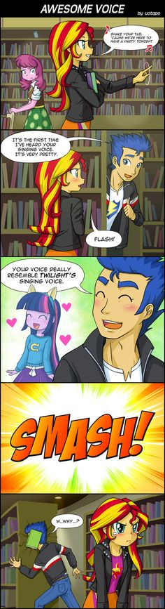 AWESOME VOICE by uotapo on DeviantArt