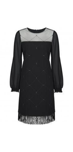SUKIENKI WIECZOROWE Blouse, Long Sleeve, Sleeves, Tops, Women, Fashion, Moda, Long Dress Patterns, Fashion Styles
