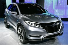 Honda Urban compact SUV concept. Coming to a dealer near you in fall 2014