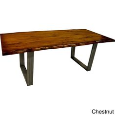 Soho Live Edge Dining Table (22) Starting at: $999.00