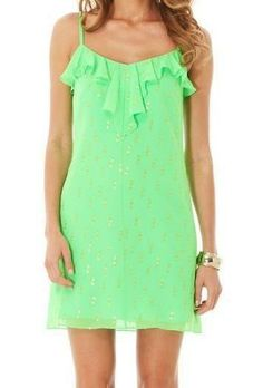 Lilly Pulitzer Gianna Strappy Dress