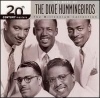 "Formed in Greenville, South Carolina by James B. Davis, the Dixie Hummingbirds began their career during the late '30s as a jubilee-styled act; joined in 1938 by 13-yr-old baritone phenom Ira Tucker and bass singer extraordinaire Willie Bobo, a former member of the Heavenly Gospel Singers, the group made their recorded debut a year later on Decca, where they issued singles including ""Soon Will Be Done with the Troubles of This World,"" ""Little Wooden Church"" and ""Joshua Journeyed to Jericho."""