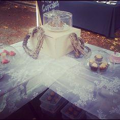 mhcupcakes Glebe Markets set-up.. i heart this