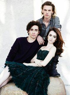 Лили, Роберт и Джейме