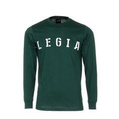 Legia Long Sleeve, Sleeves, Mens Tops, T Shirt, Fashion, Supreme T Shirt, Moda, Tee, Fashion Styles
