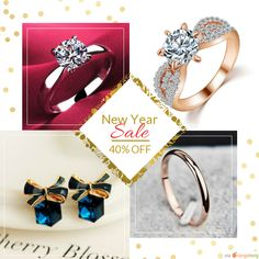 40% OFF on select products. Hurry, sale ending soon!  Check out our discounted products now: https://small.bz/AAry6KY #musthave #loveit #instacool #shop #shopping #onlineshopping #instashop #instagood #instafollow #photooftheday #picoftheday #love #jewelrygram #jewelrydesigner #jewelrydesign #sale #instasale