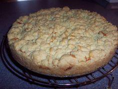Omas einfacher Apfel-Streuselkuchen