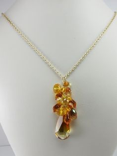 Swarovski Crystal Bridesmaids Jewelry - Custom Order