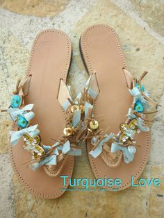 elenas sandals: handmade designed leather sandals 2012