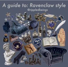 I'm a Ravenclaw by the way