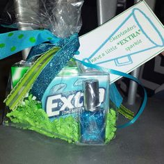 Cheer Gifts. Cheerleaders have a little Extra Sparkle.