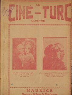 İlk sinema dergileri Cine-Turk