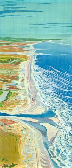 Coast by Mary Edna Frazier