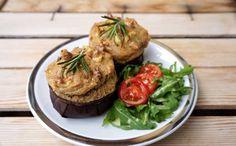Muffin salati vegan