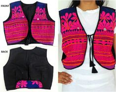 Indian Handmade ladies cotton shrug