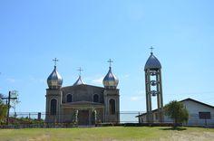 Igreja ucraniana da Linha Guarapuava - Prudentópolis