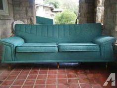 Vintage 1950s 3 Piece Rowe Sectional Sofa Nouveau Nest
