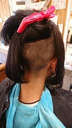 #hairdare #undercut