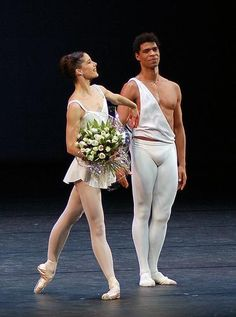 Darcey Bussell and Carlos Acosta - Apollo