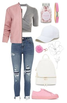 """""""Untitled #218"""" by chica1622 ❤ liked on Polyvore featuring River Island, Topshop, Helmut Lang, Novesta, Urban Expressions, Sole Society, Blume, Trussardi and VAN LAACK"""
