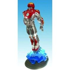 Marvel Milestones Ultimate Iron Man Statue