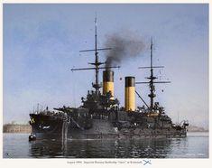 Призраки империй в цвете 1860-1918 гг. (ч.1 Российский Императорский флот)…