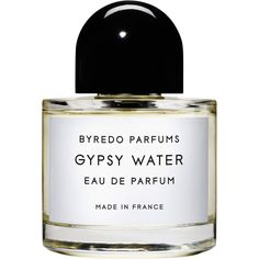 Byredo Gypsy Water Eau De Parfum 100ml (915 MYR) ❤ liked on Polyvore featuring beauty products, fragrance, beauty, fillers, makeup, perfume, colorless, edp perfume, eau de parfum perfume and byredo perfumes
