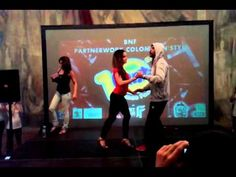 BNF Colombian Style Salsa Workshop (no music) - 10th Fanta Dance Festiva...