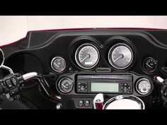 Wash Your Motorcycle: Seat, Saddlebag and Trim Cleaner - YouTube