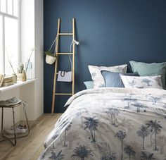 New Ideas For Bedroom Blue Walls Ideas Home Decor Inspiration, Blue Walls, Blue Rooms, Home Bedroom, Bedroom Design, Home Decor, Bedroom Inspirations, Home Deco, Bedroom Colors