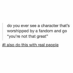 Divergent, Twilight and Percy Jackson. I will never understand why people like the characters from those books.