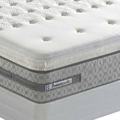 Twin Sealy Posturepedic Hotel Series Sandidge Plush Euro Pillow Top Mattress By 715 00 The Is A Soft Mattre
