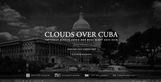 Clouds Over Cuba http://cloudsovercuba.com/unsupported/desktopError.html #documentary #webdesign #responsive