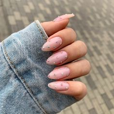 10 Creative Nail Designs for Short Nails to Create Unique Styles Almond Acrylic Nails, Almond Shape Nails, Best Acrylic Nails, Almond Nail Art, Nails Shape, Natural Almond Nails, Summer Nails Almond, Cute Almond Nails, Short Almond Nails