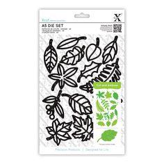 Mini Paper Card Scrapbook Metal Dies - Floral Fan Docrafts 1pcs Xcut
