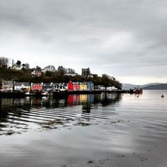 What's the story in Tobermory? #tobermory #mull #balamory #scotland by sophie_9894