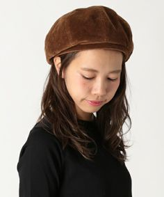Kastane(カスタネ)のJACK PURCELL ジャックパーセル × Kastane ベレー帽(ハンチング/ベレー帽)|詳細画像