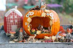 Halloween Pumpkin Decoration