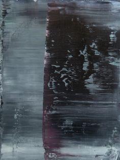 """Koen Lybaert; Oil, 2013, Painting """"abstract N° 649"""""""