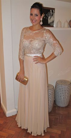 look vestido madrinha casamento - Pesquisa Google